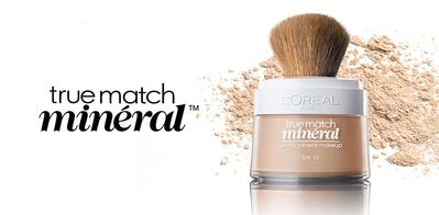 3. L'oreal True Match Mineral Powder Foundation