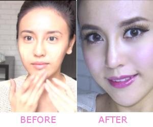 Tutorial Makeup ala Fan Bingbing