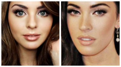 Tutorial Makeup ala Megan Fox
