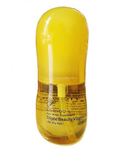 4. Lucido-l Hair Vitamin Oil For Dry Hair