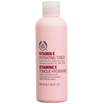 1. The Body Shop Vitamin E Hydrating Toner