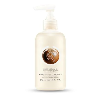 2. The Body Shop Shea Whip Body Lotion