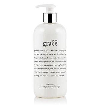 4. Philosophy Pure Grace Body Lotion