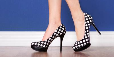 Aman Gunakan High Heels, Jauh Dari Cedera