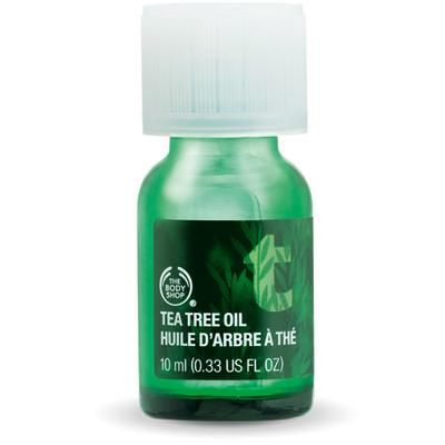 2. The Body Shop Tea Tree Oil