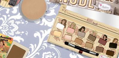 5 Pilihan Eyeshadow Palette dari Brand theBalm