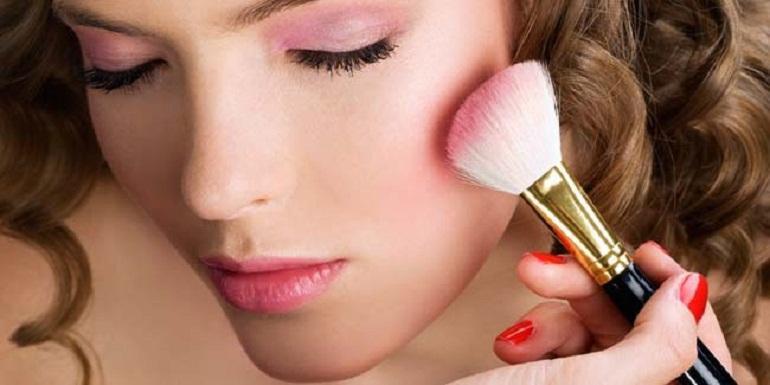 Image result for blush on makeup