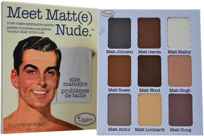 Meet Matt(e) Nude Nude Matte Eyeshadow Palette