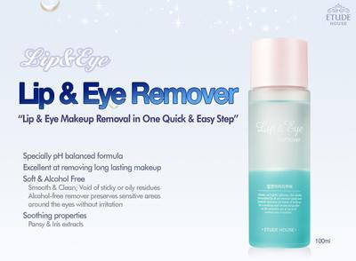 2. Gunakan Makeup Remover Khusus untuk Area Sensitif