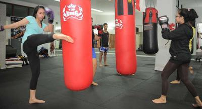 3. Muay Thai