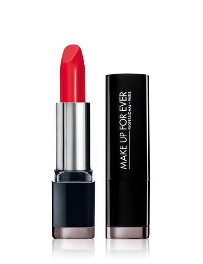 1. Make Up For Ever Lipstick Artist Intense - Rebellious Red