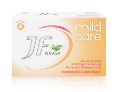 JF Sulfur Mild Care Bantu Hilangkan Jerawat Tanpa Buat Kulit Jadi Kering