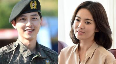 Rahasia Kulit Cantik Song Hye Kyo dan Song Joong Ki, Pemain Descendants of the Sun