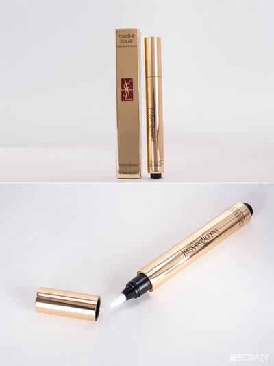 3.  YSL TOUCHE ECLAT Radiant Touch Highlighter