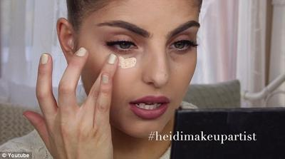 """Tutorial """"Baking your face"""""""