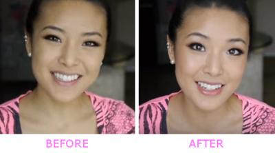 Teknik Dasar Menggunakan Blush & Highlight untuk Wajah Lebih Tirus