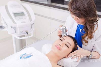 1. Anti Acne Facial
