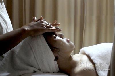 4. Body Massage & Totok Wajah