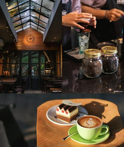Calibre Coffee Roasters