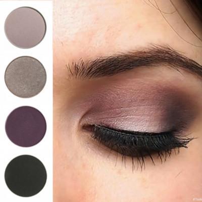 Tips Menggunakan Warna Monokromatik untuk Eye Makeup