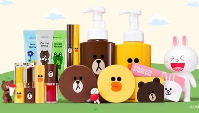 Kolaborasi Makeup Terbaru yang Menggemaskan dari LINE Friends x Missha