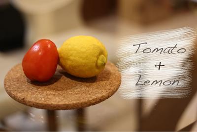 TOMAT + LEMON