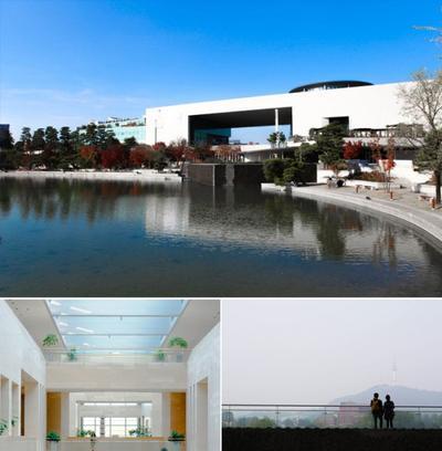 1. Museum Nasional Korea