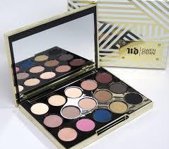 Proses Penciptaan Urban Decay Gwen Stefani Eyeshadow Palette
