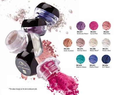 Loose atau Pigment Eyeshadow