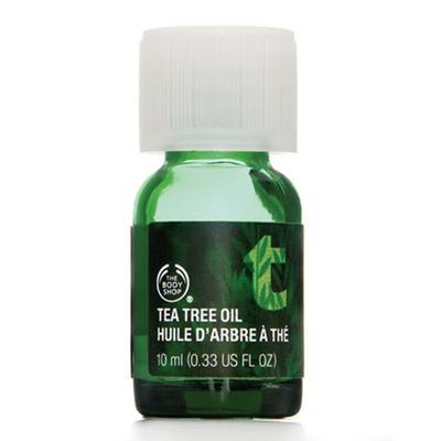 2. The Body Shop Tea Tree Oil