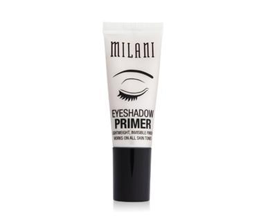Kemudian, Milani Eyeshadow Primer