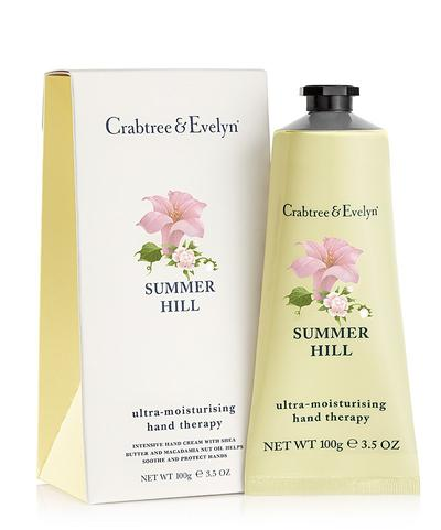 3. Crabtree & Evelyn Summer Hill Hand Therapy