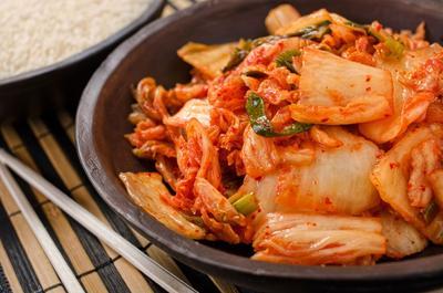 1. Kimchi