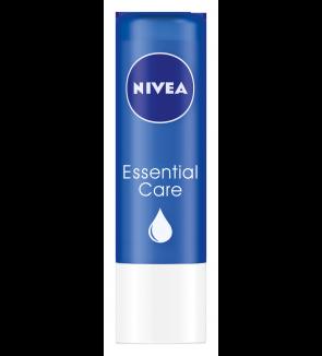 5. Nivea Essential Care Lip Balm