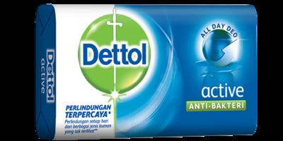 1. Gunakan Sabun Anti Bakteri