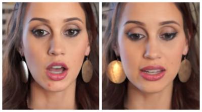 Cara Mudah Samarkan Jerawat Dengan Makeup