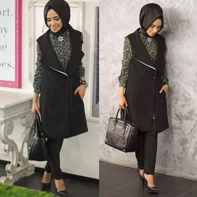 Tampil Cantik & Elegan Dengan Hijab Saat ke Kantor