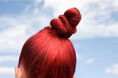 6. Membuat Rambut Lebih Sehat