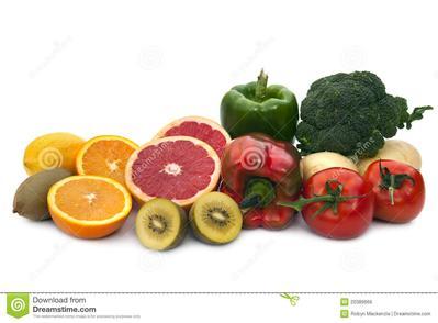 Konsumsi Vitamin C dan E