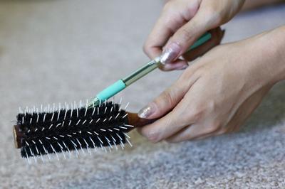 Hair Brush - Pen