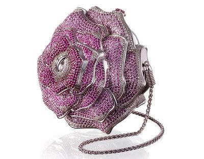 7. Lieber Precious Rose Bag