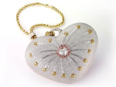 1. Mouawad 1001 Nights Diamond Purse
