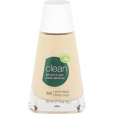4. CoverGirl Clean Makeup for Sensitive Skin