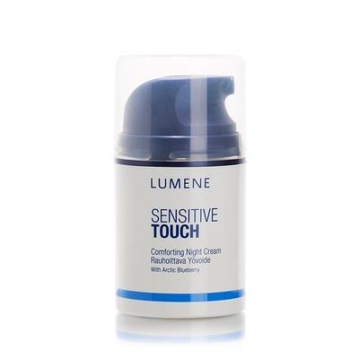 5. Lumene Sensitive Touch Comforting Night Cream