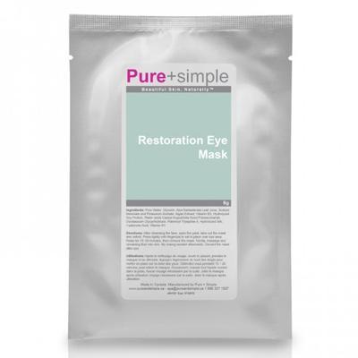 Pure + Simple Skin Restoration Mask