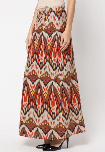 Mint Festive Collection Alikha Long Skirt