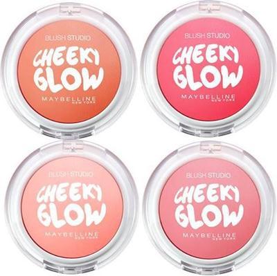 2. Maybelline Cheeky Glow