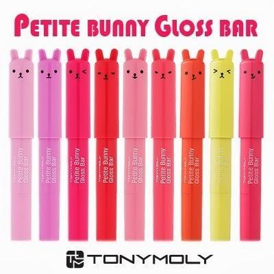 4. Tony Moly Petite Bunny Gloss Bar