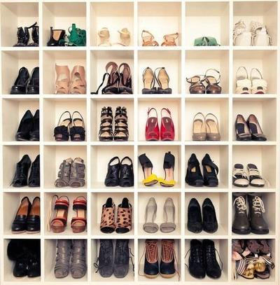 Berbagai Bahan Sepatu & Cara Merawatnya