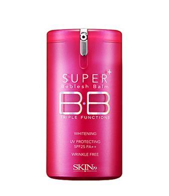 4. Skin79 Super Plus BB Cream Hot Pink